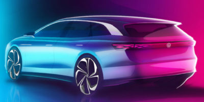 ID Space Vizzion Joins VW's EV List
