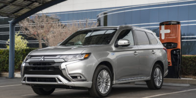 Mitsubishi Outlander PHEV Gets Boost for 2021