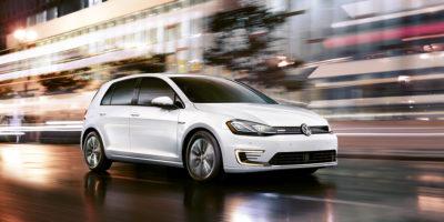 2020 VW e-Golf dead; New ID EVs Coming
