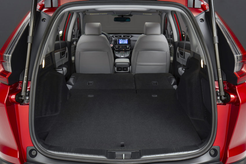 2020 CR-V Hybrid