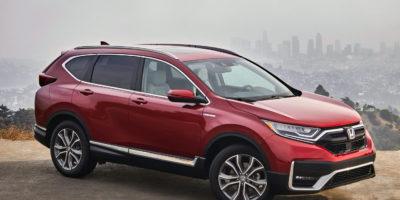 2020 CR-V Hybrid from Honda Hits Showrooms