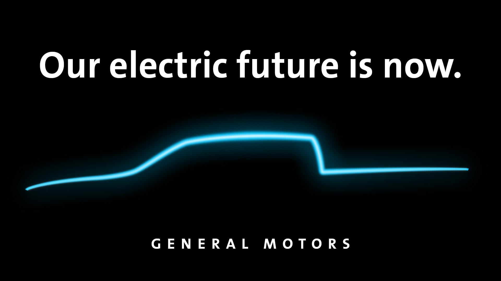 GM's EVs