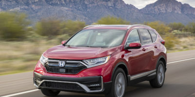 2020 Honda CR-V Hybrid: First Drive