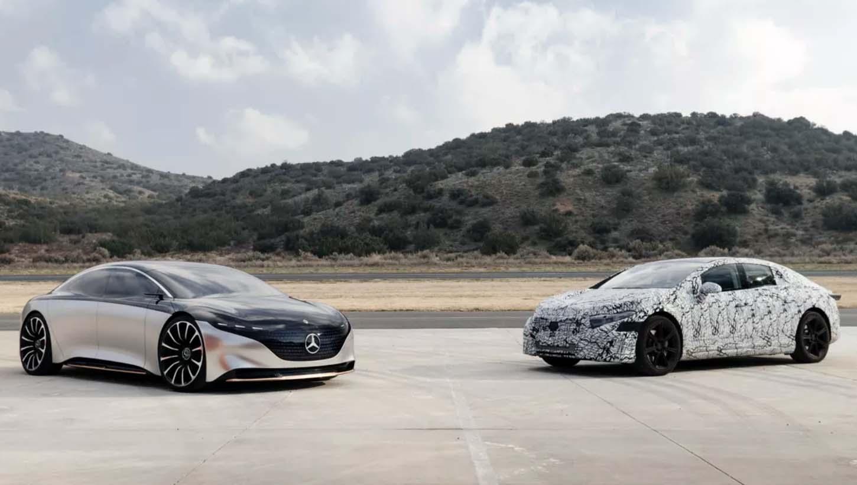 Mercedes EQ S
