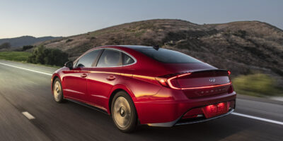 2020 Sonata Hybrid Pricing Starts Below $29,000