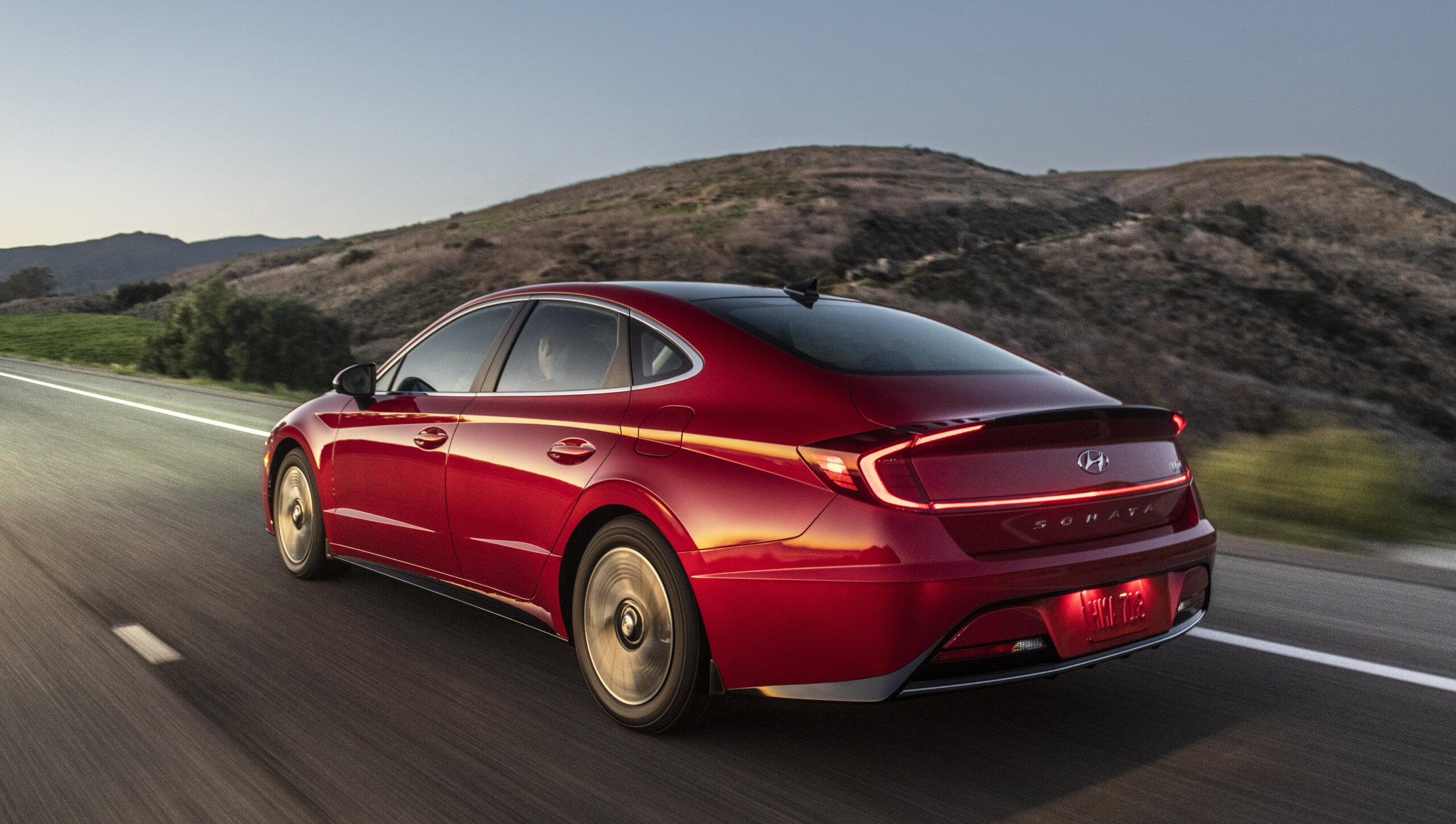 2020 Hyundai Sonata Hybrid pricing