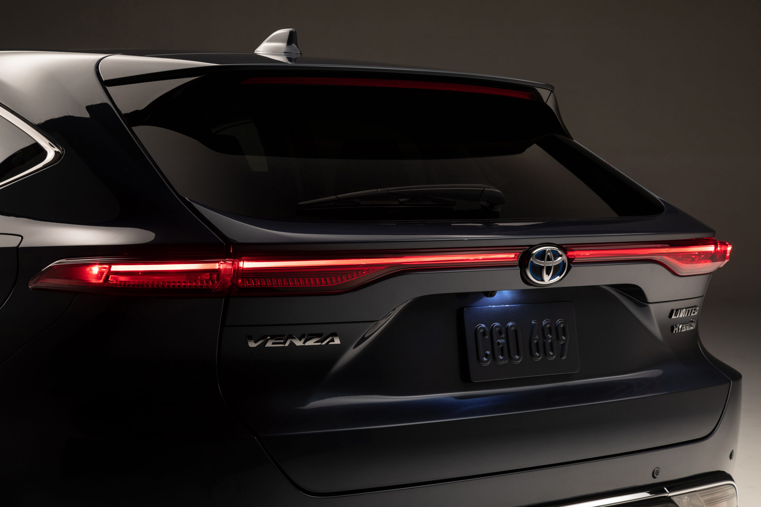 2021 Venza joins Toyota hybrids lineup.