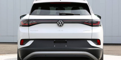 VW ID.4 Electric Crossover Photos Leaked