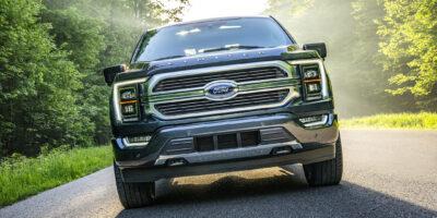 Ford F150 Hybrid Precedes Electric Pickup