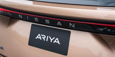 Nissan Ariya EV Launches Late 2021