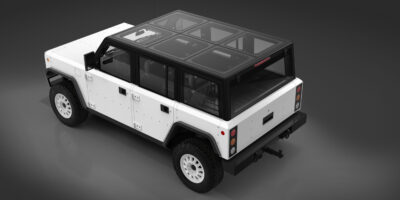 Bollinger Shows Production Versions of Electric SUV, Pickup
