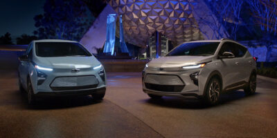 Budget-Priced 2022 Bolt EUV Joins Chevy's Electric Parade