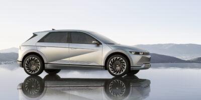 2022 Hyundai Ioniq 5 : U.S. Version Unveiled
