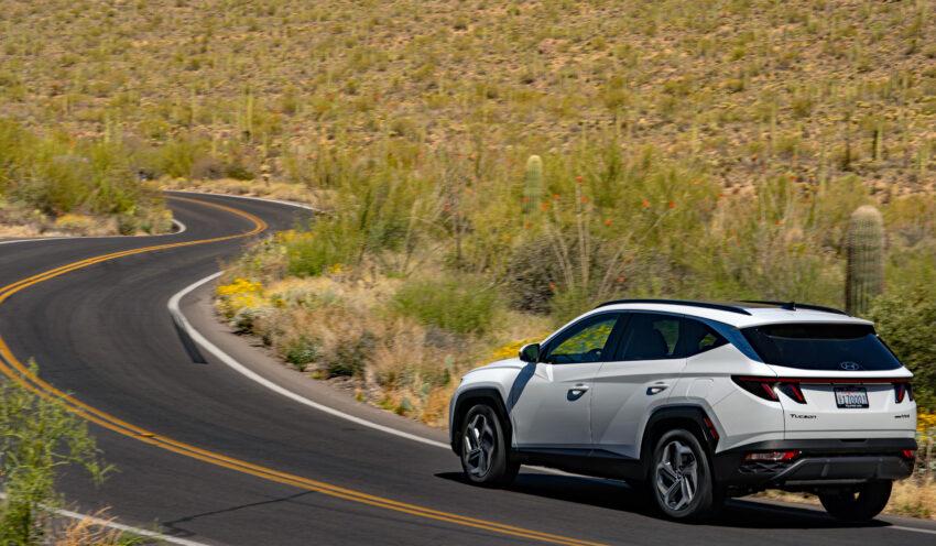 2022 Tucson Hybrid