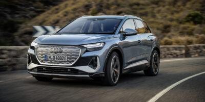 Q4 e-tron, an EV for Audi's Masses