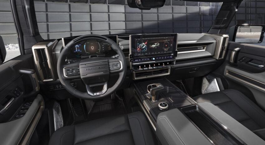 GMC's Hummer SUV