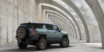 GMC's  Electric Hummer SUV Unveiled, Launches in 2023