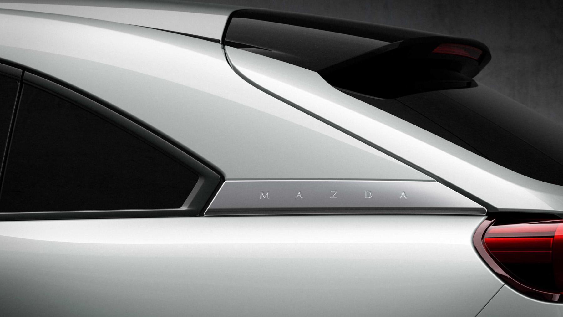 Mazda MX-30 detail
