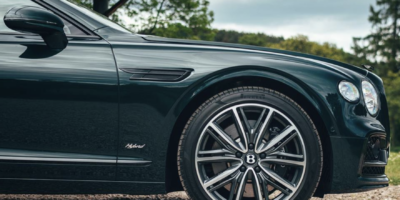 Flying Spur Hybrid Will be Bentley's 2nd PHEV